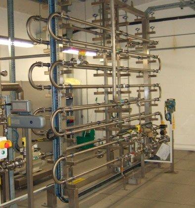 Sanofi Genzyme continuous pharma API plant