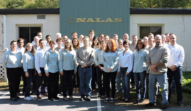 Nalas Engineering team NiTech Partner
