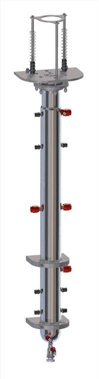 NiTech GAS LIQUID EVALUATOR DN60 HP