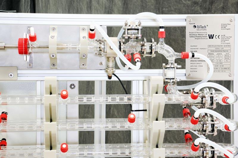 NiTech Lab-scale DN15 - Oscillator1